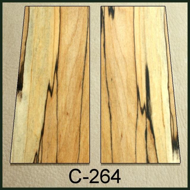 Custom Build 1911 Grips - WoodCaliber com